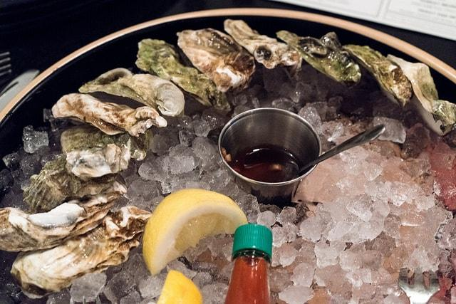 Admire the Views While Dining From the Raw Bar at Thames Street Oyster House - blog post image