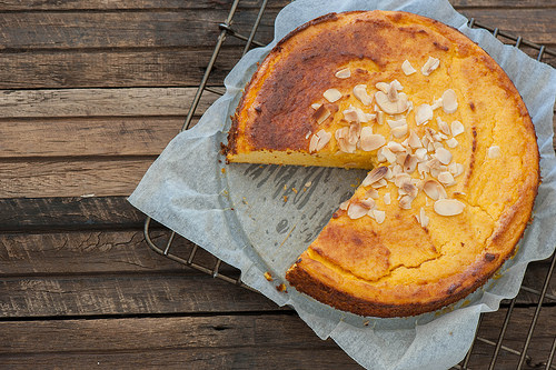 Savor a Slice of the Peach Cake This Spring at Hoehn's Bakery - blog post image