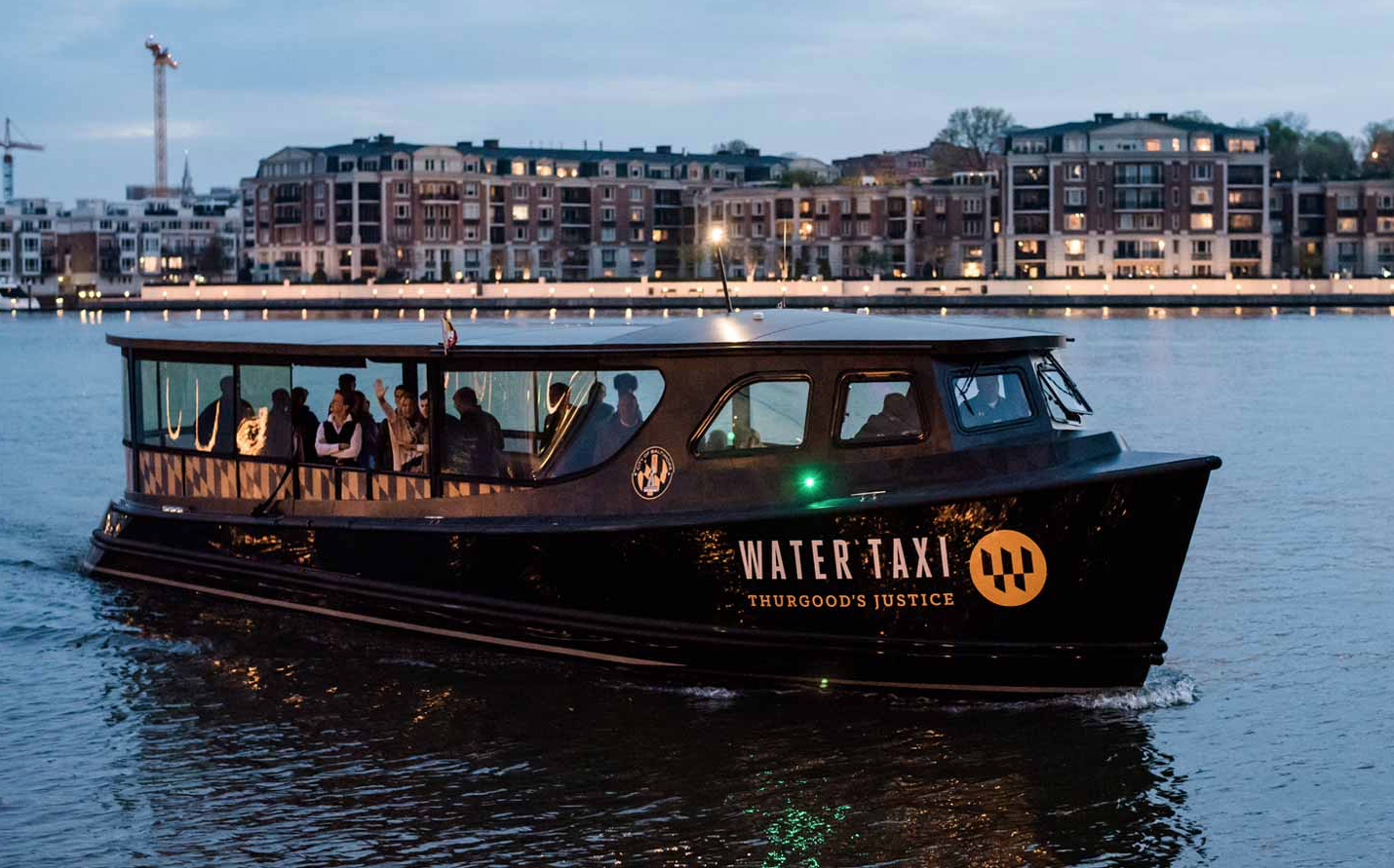 Grab a Water Taxi for Your Next Trip Around Baltimore - blog post image