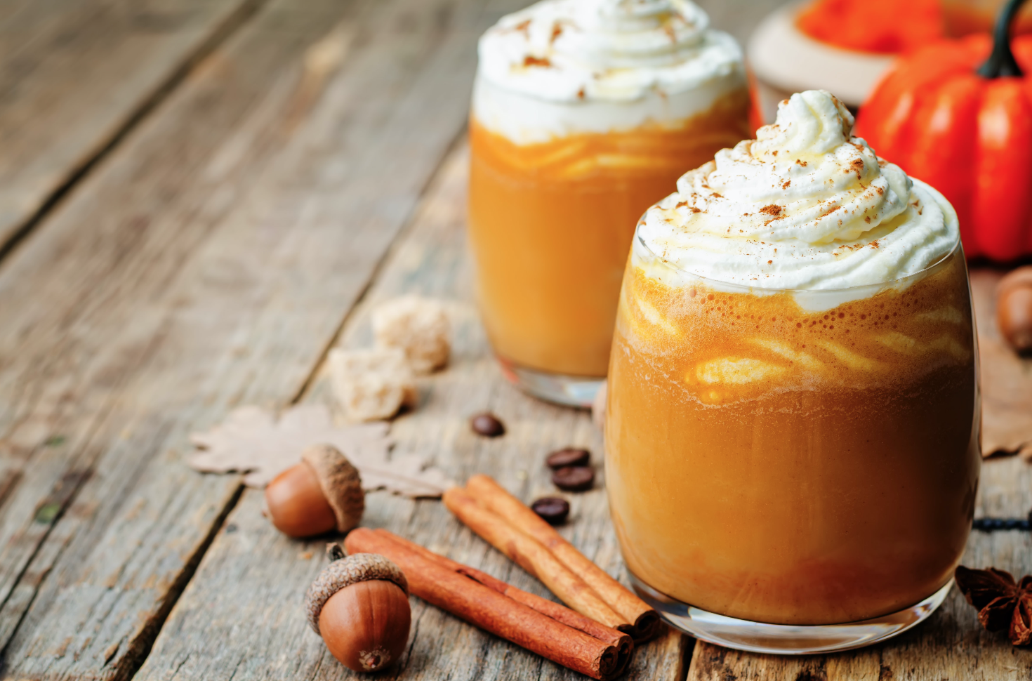 It's Pumpkin Spice Season at Union Wharf! - blog post image