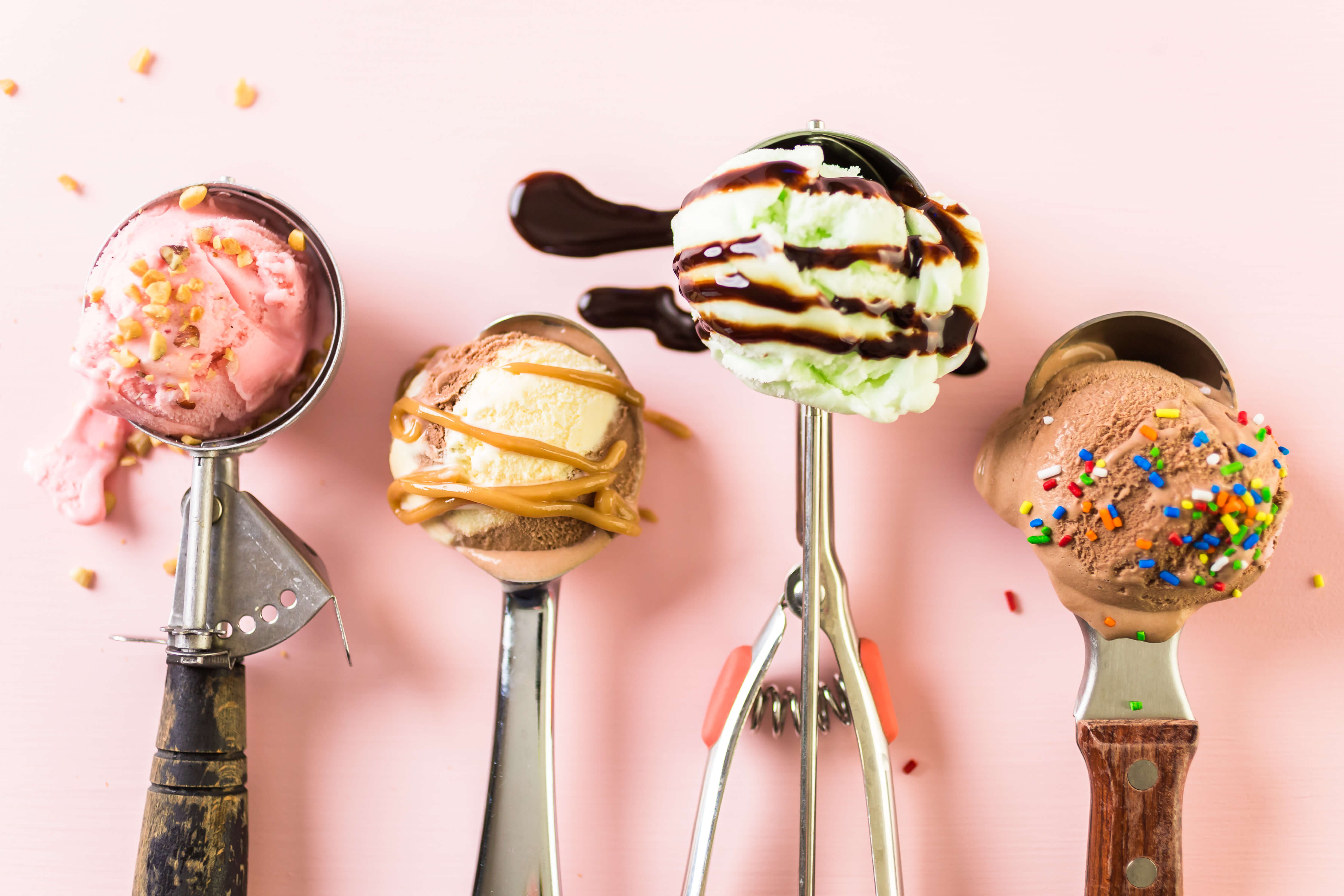Celebrate National Ice Cream Day With a Chilly Treat Near Union Wharf - blog post image