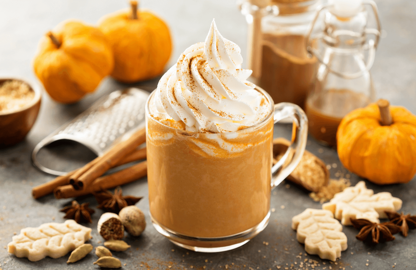 Pumpkin Spice And Everything Nice - blog post image