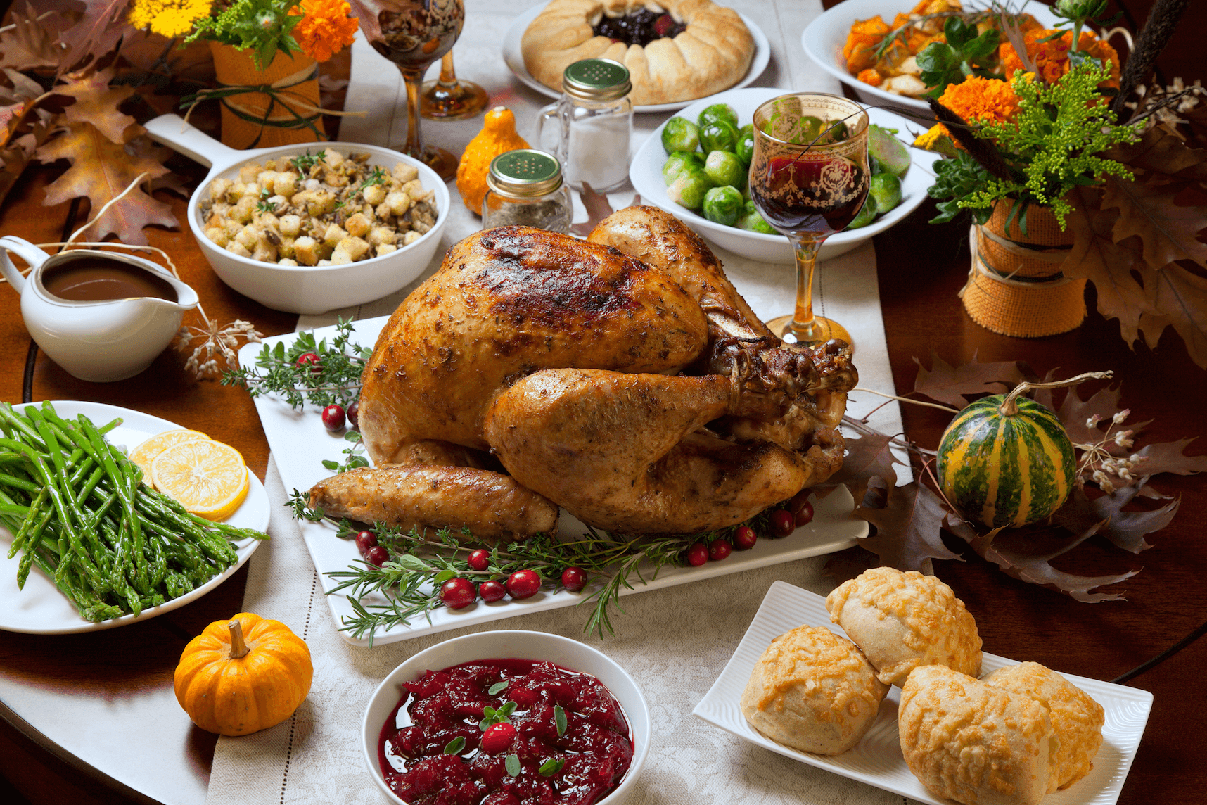 Take Out on Turkey Day and Support these Baltimore Restaurants - blog post image