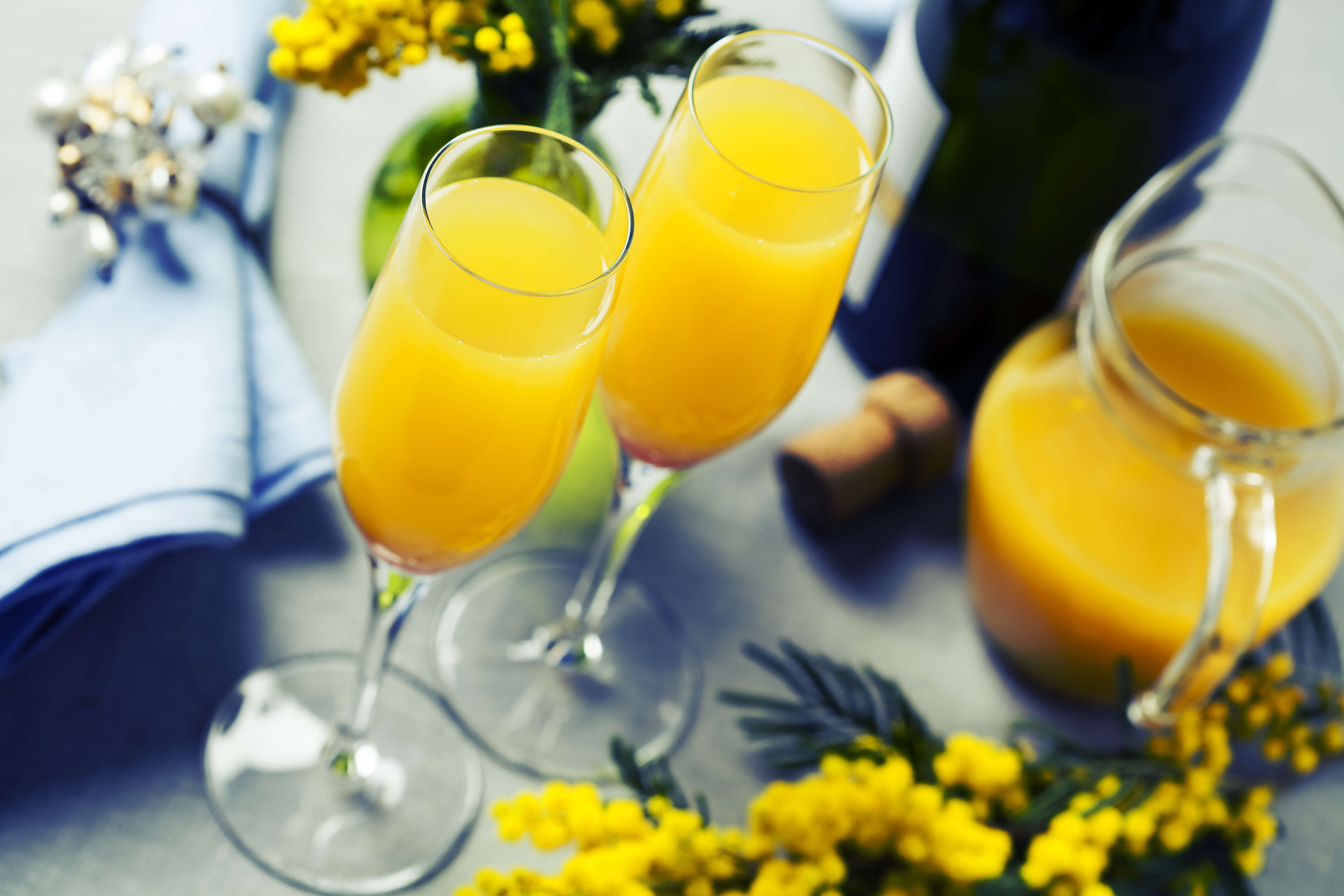 Celebrate National Mimosa Day in Baltimore - blog post image